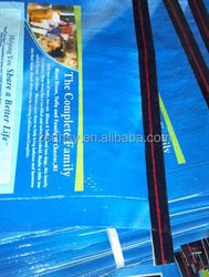25kg pp animal feed bag/horse feeding bag with or without PE liner