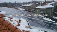 High Efficiency 6000W Solar Energy System Price,8KW Solar Panel System For Home