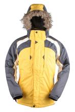 Impermeable chaqueta invierno hombre ski