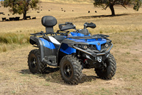 CF MOTO 550 ATV, CFORCE550, 500cc ATV