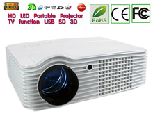 Factory Price 1280*800 Home Theater Projector, commercial theater projectors, Multifunctional Projector