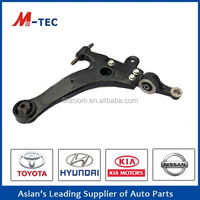 Used auto parts of control arm for Hyundai parts 54501-38000 Sonata