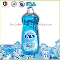 OEM dish washing liquid formula with high quality