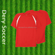 2015 Dery high quality jersey football Made in china with good price