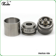 Hong kong wholesale products aeolus atomizer aeolus tire aeolus rda