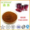 100% natural organic grape seed extract powder