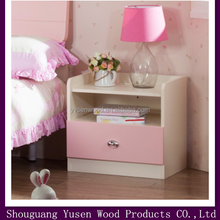 2015 MODERN WOODEN NIGHT STAND , WOODEN BED SIDE