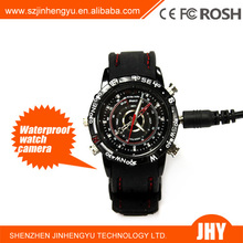 Waterproof Hand Watch Camera Video and Camera HD 1280*960, 30FPS