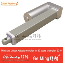 Mute linear actuator for sex machine