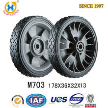 7 inch High Performance Strong Drive Wheel, solid tire