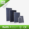 250W poly solar panel of ISO, CE ,ROHS