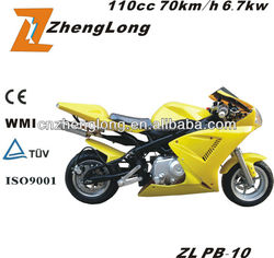 110CC Good quality pocket bike