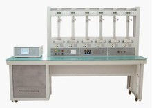 HS-6303H high precision Three phase energy meter calibration test bench 0.03% accurancy