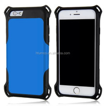 Newly design Double Layer PC+TPU phone housing , mobile phone housing, cell phone housing for iphone 6/ iphone 6plus