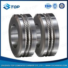 Wholesale tungsten carbide rolls for cold-rolled reinforcement smooth wire with CE certificate