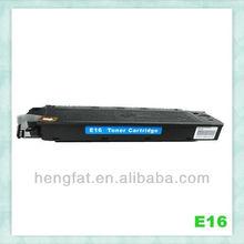 Compatible printer toner cartridge E16 E20 E30 E31 E40 16 20 30 40 for Canon 200/230