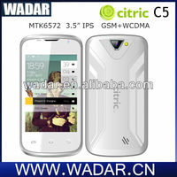 alibaba China C5 Dual SIM mobile phone hot selling in Czech