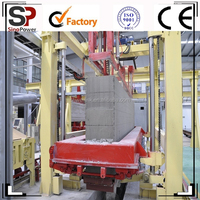 AAC Panel Cross Cutter/Automatic AAC Block Production Line