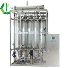 Multi-effect destilador de agua equipo