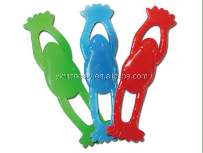 Sticky Amp Stretchy Toys : Sticky stretchy toys buy tpr sticker frog