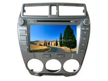 hot sell car navigation system for honda city 2012