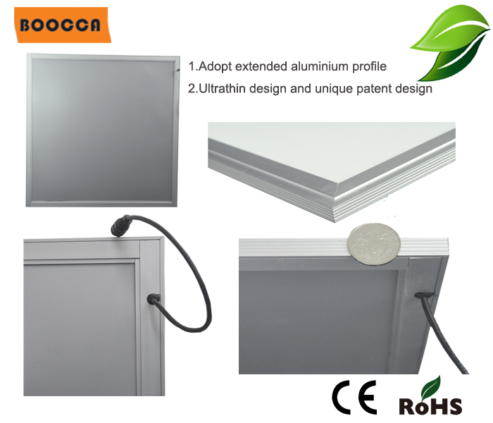 High brightness dimmable ultra thin 40w Led Panel light