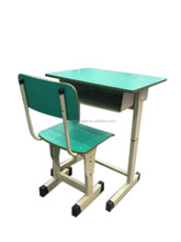 School chairs high school combo school desk and chair kids study table