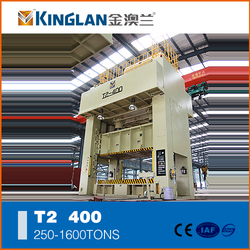 big scale Power Press straight column type for big components stamping