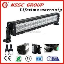 50000 hours life time 120w cree led truck light bar 12V car led light bar for Jeep Wrangler