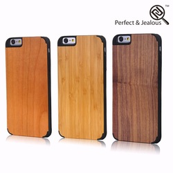 With Color Silkprint Hot Selling wood cell phone case cover for iphone 6