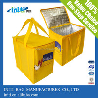 Large thermal insulated cooler bag/2015 New Product High Quality Wholesale Promotion Large thermal insulated cooler bag