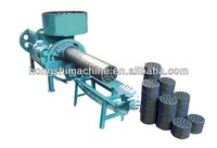 High pressure honeycomb briquette making machine/honeycomb coal briquette molding machine
