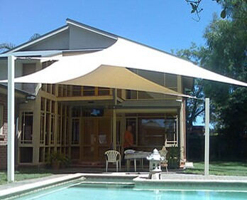 Cheap Swimming Pool Enclosure Triangle Hdpe Shade Sail Buy Hdpe Swimming Pool Canopy Balcony