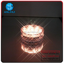 Flameless & Smokeless birthday lighting for Wedding Party Floral Decoration