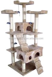 New design cat tree/ popular cat house / Hot cat tree