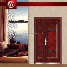 cheap 2014 hot sale elegant steel security door from foshan