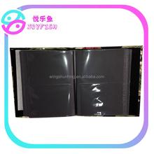 Hot sale new design black sheet photo album