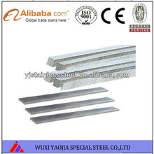 best price China supplier SUS 420 ss flat bar