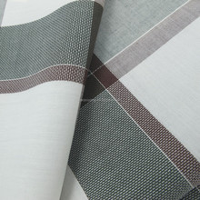 cotton dobby check fabric for man shirts