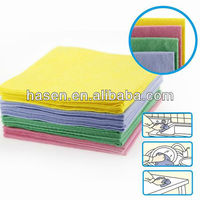Germany style nonwoven cleaning fabric