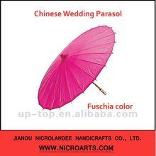 ***2013 Popular Pink Chinese Wedding Umbrella !!!***