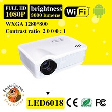 mobile phone projector android trade assurance supply portable lcd 3d home theater led mini projector