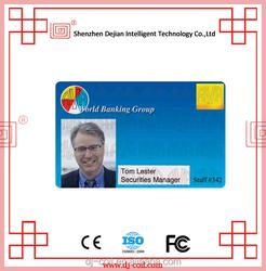 Hight Qaulity 125 Khz LF ID Card format/id card tracking/id card model