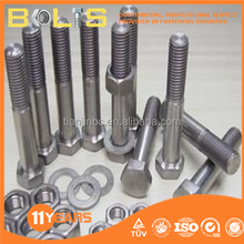 Zinc plated fastenal catalog bolts and nuts