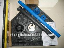 Aluminium baseball bat, training and training, pu skin,