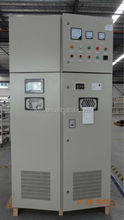 Medium voltage solid-state soft starter with magnetically controlled reactor