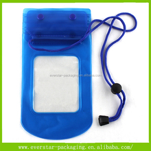 High Quality Hot Sale Promotional Ziplock Plastic Unbreakable Waterproof Cell Phone Case
