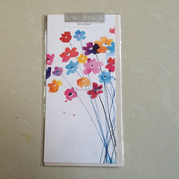 Personalized father's greeting craft card making