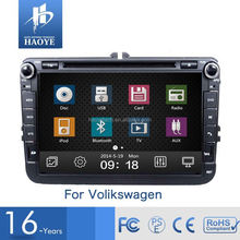 Factory Supply Universal Car Make Latest Electronic Gadgets Car Radio Dvd Gps For Volkswagen Touran