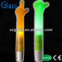 Novelty gift promotion led hand gesture pen